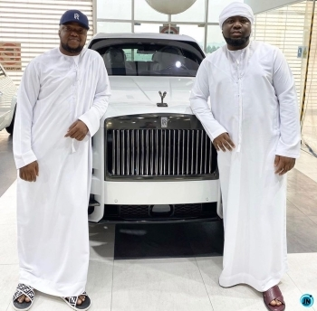 Hushpuppi's friend,  who was arrested alongside him, speaks out as he regains his freedom